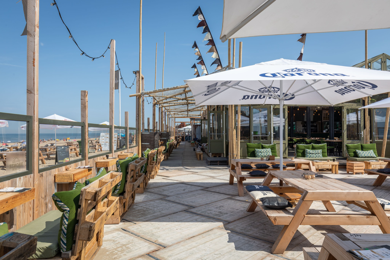 Fuel Beach club - Bloemendaal Strand